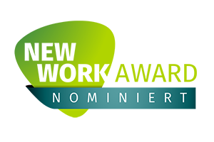 New Work Award - Nominiert