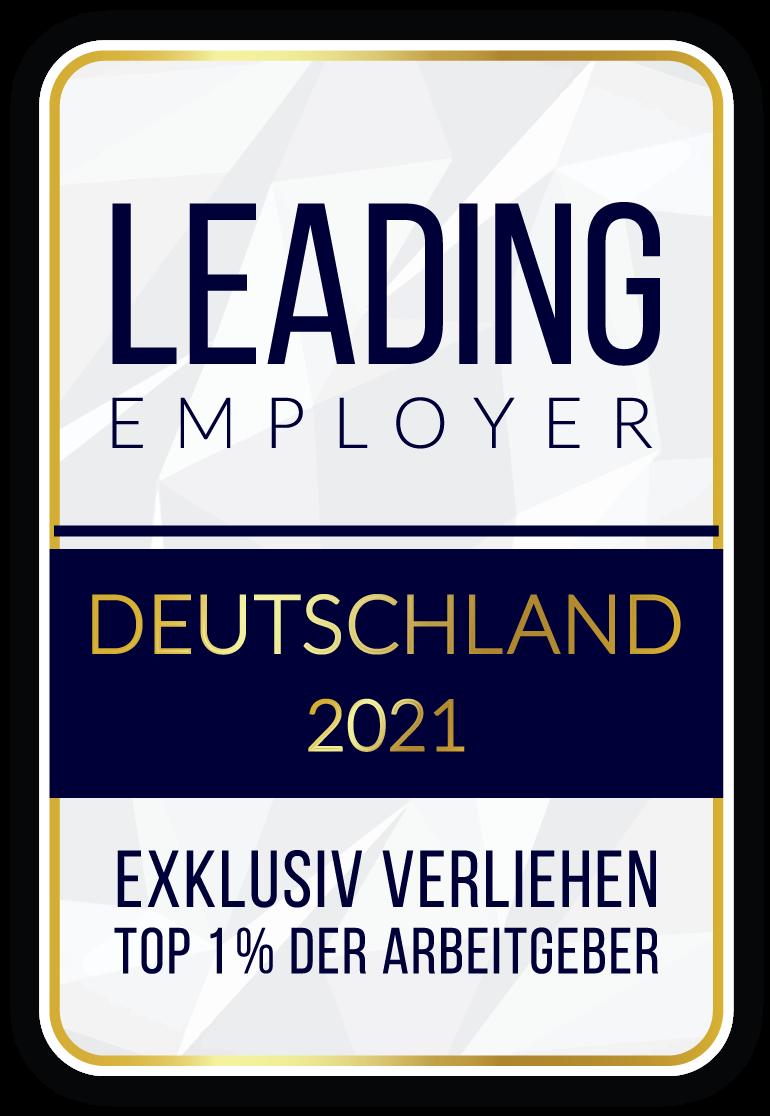 Leading Employer Deutschland 2021